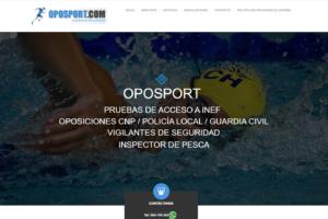 Oposport Web